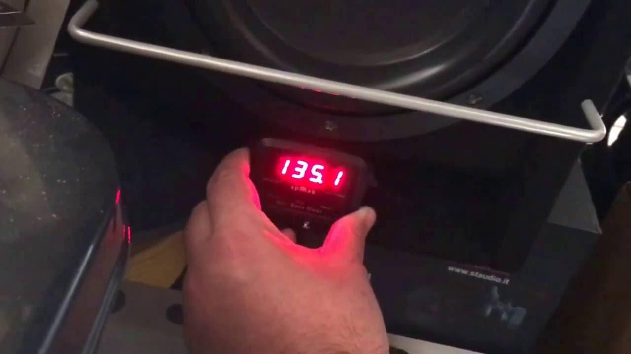Шумомер wireless bass meter(second edition) предназначен для измерения уровня шума и звукового давления на низкой частоте. Источником.