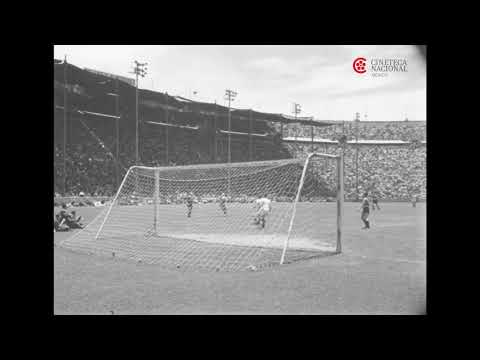 [Partido México vs Ferencvárosi Hungría]. Noticiero mexicano / N338, 1947.