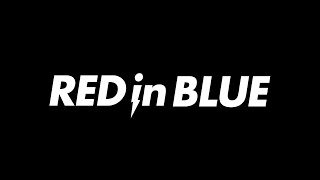 """RED in BLUE / 1st E.P. """"GOOD LUCK"""" trailer"""