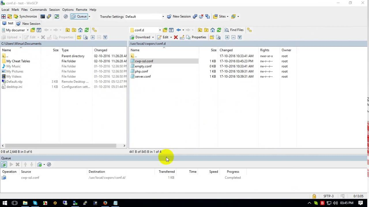 How To Install Hostname Ssl With Letsencrypt On Centos Webpanel