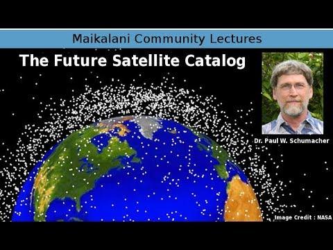 The Future Satellite Catalog -- Dr. Paul Schumacher