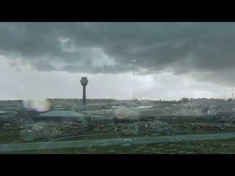 Powerful Storm Brings Out Red Flag At Chicagoland