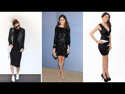 ZAPATOS PARA VESTIDOS NEGROS 👠 #Moda #Fashion #Zapatos