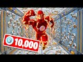 Finish This FLASH DEATHRUN To WIN 10,000 V-BUCKS! (Fortnite)