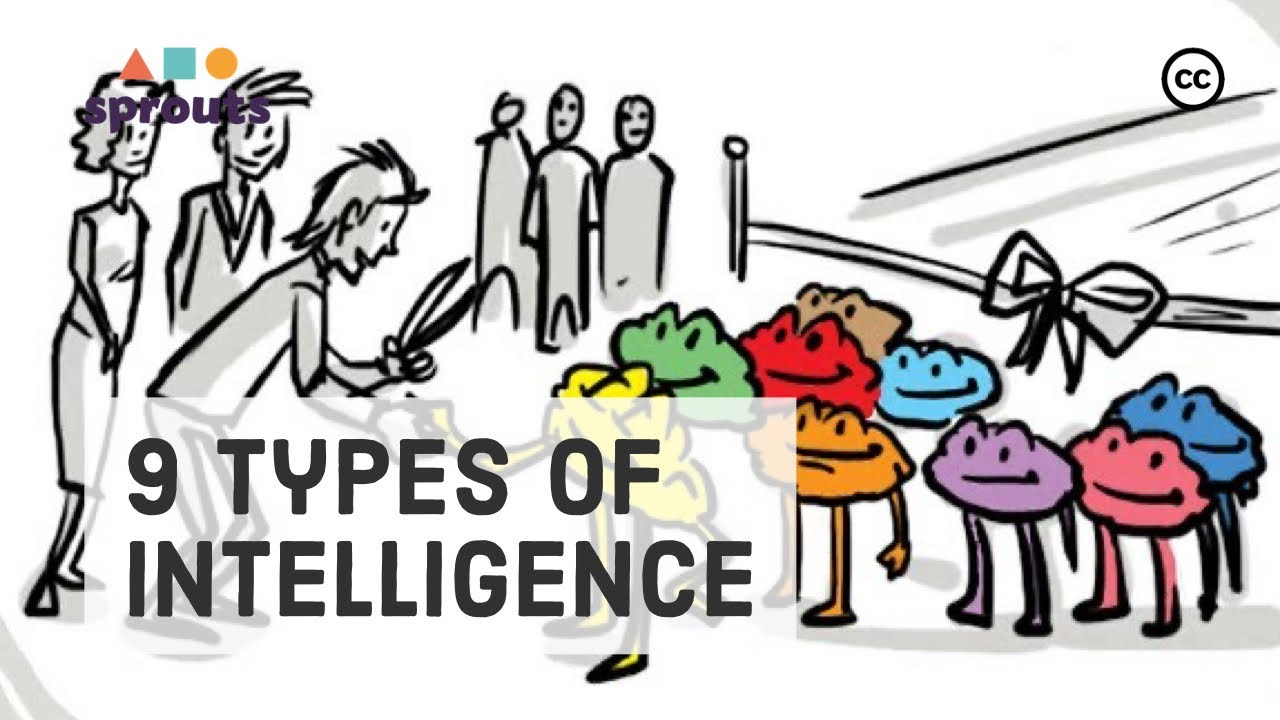 8 types of intelligence or how not to profuse the future of your child
