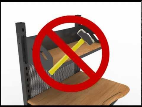 University of Illinois KLN Furniture Instructional Video