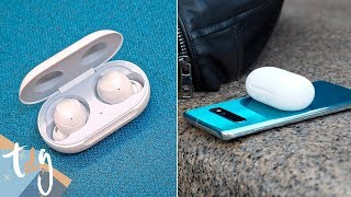 AirPods KILLER!! Samsung Galaxy Buds review