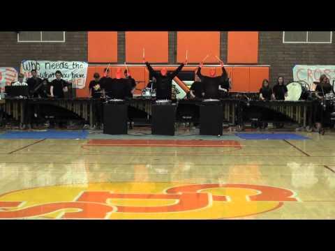 Orange Men Group Assembly