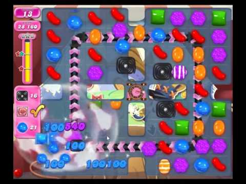 Candy Crush Saga Level 1908 - NO BOOSTERS