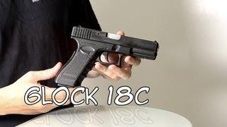Vendo Airsoft Pistola Glock18 CYMA Eletrica - SP Brasil