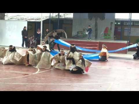 "Primer ""We Tripantu"" (Año Nuevo Mapuche) - Escuela General Carlos Prats"