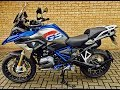 2018 BMW R 1200 GS Rallye GS Trophy Bike Accessories Review