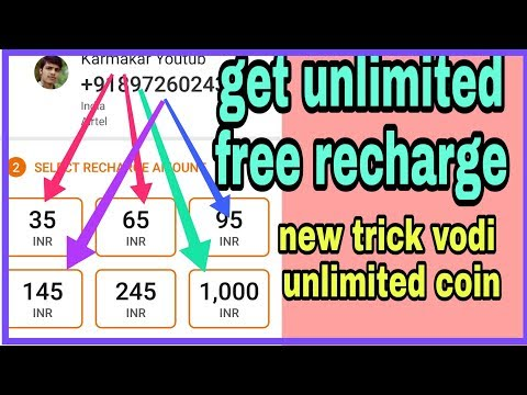 Download Vodi App Ullimted Tricks Earn Daily 5000 Free