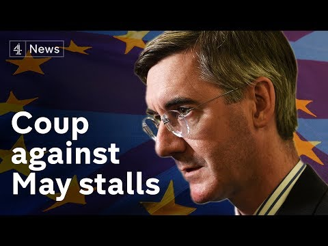 Brexit coup: Rees-Mogg so far fails to topple May