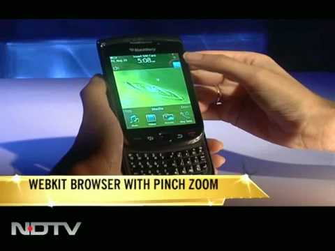 Big Review: BlackBerry Pearl 3G