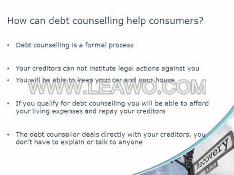 Debt Counselling in South Africa.avi