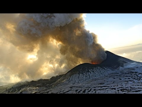 Mega Volcano -  Documentary on The Deadliest Super Volcanoes in the World