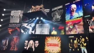 Scorpions - Drum Solo Mikkey Dee / Dijon (FR), 20.11.2016