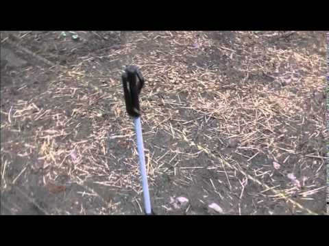 Garden Electric Fence YouTube