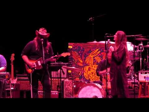 Chris Stapleton 6-28-2015 Moutain stage - Fire away