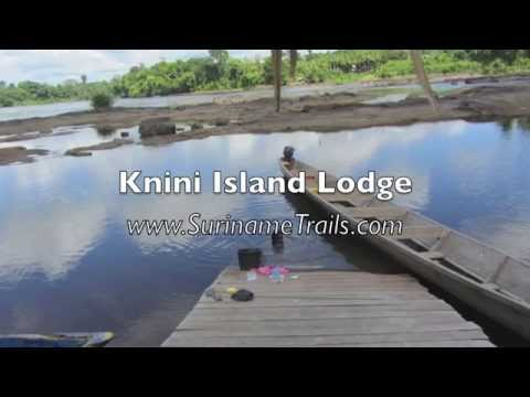 Knini Island, Suriname, South America