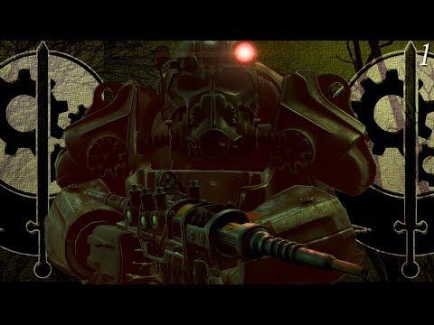Fallout 4 Mods: The Brotherhood vs UIF - Part 1