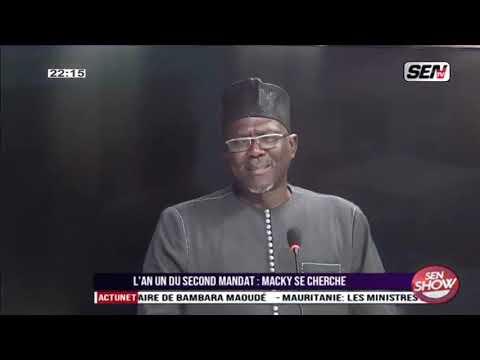 """Mensonge"", ""insulte"" : Moustapha Diakhaté accuse Macky Sall"