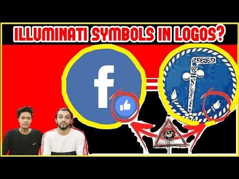 Satanic ILLUMINATI Symbols in Logos? | (Hindi Urdu) | The Baigan Vines