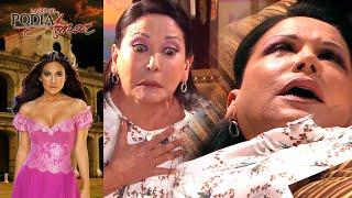 La que no podía amar: ¡Rosaura sufre un infarto! | Escena C43