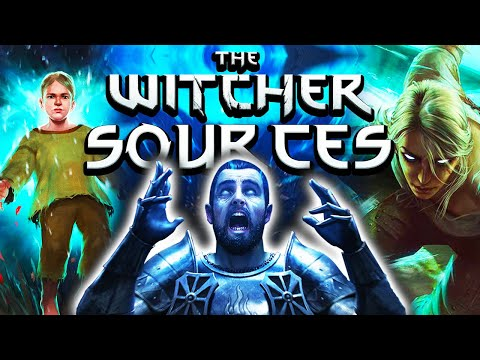 Witcher What Are Sources? - Witcher Lore - Witcher Mythology - Witcher 3 Lore