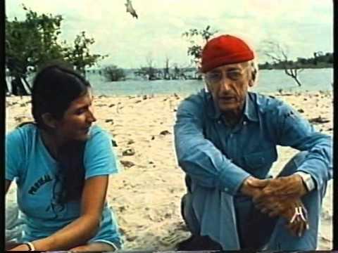Documentario Amazzonia - Jacques Cousteau - Il fiume incantato - La grande avventura del mare