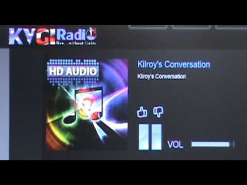 Katrina Lynn on Kilroy's Conversation KVGI Radio