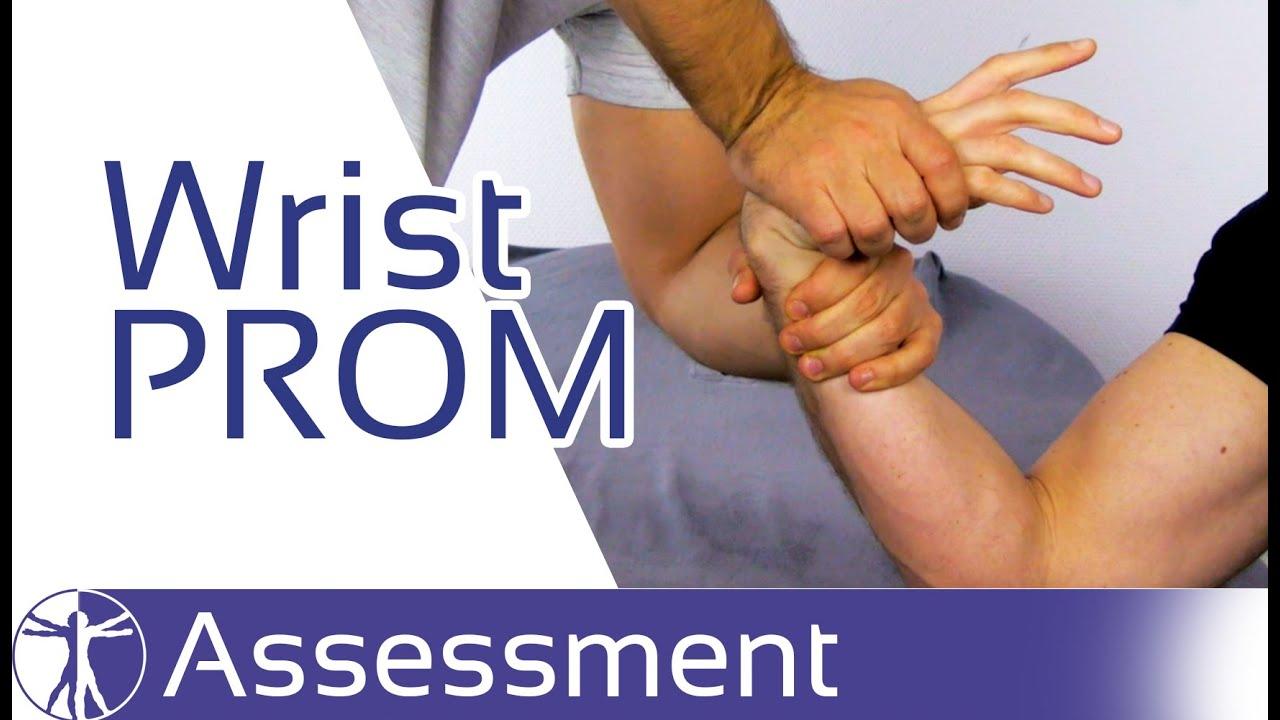 Download Wrist Passive Range of Motion (PROM)