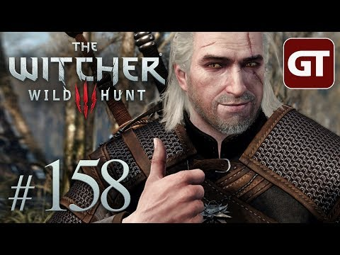 The Witcher 3 #158 - Im Sumpf des Verbrechens - Let's Play The Witcher 3: Wild Hunt