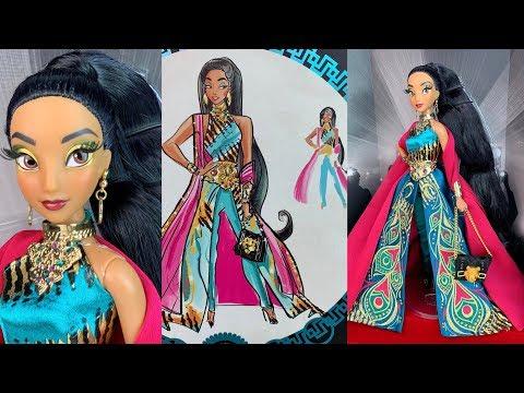 Jasmine 1992: Disney Designer Collection Premiere Series Doll REVIEW