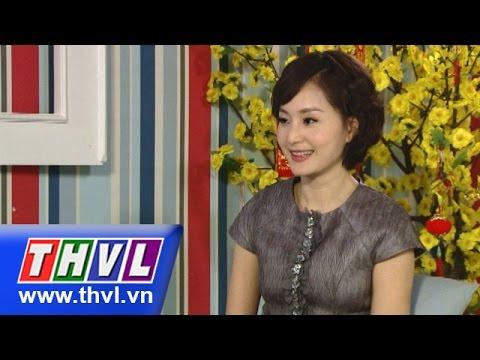 THVL | Nhịp cầu nghệ sỹ: Giao lưu diễn viên Lan Phương (14/02/2015)