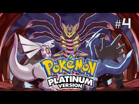Twitch Livestream | Pokemon Platinum Randomizer Part 4