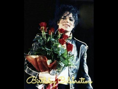 Michael Jackson Feliz cumpleaños Michael  ¡ especial 29 de Agosto¡
