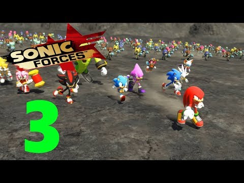 [3] It's Time For All Or Nothing! (Sonic Forces Let's Play)