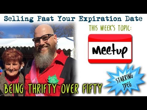 Selling Past Your Exp Date #47 How To Start An Ebay Meetup Group