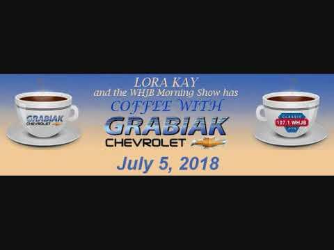 Coffee with Grabiak (7-5-18)