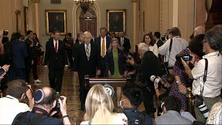 McConnell urges Americans to get vaccinated