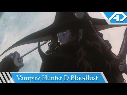 Vampire Hunter D: Bloodlust - A Well Balanced Work of Art! - Anime Review #148