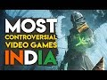 Video Games That Sparked Massive Controversy In India | Gaming Central 🎮