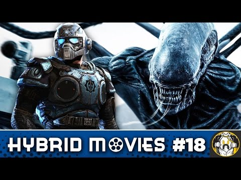 Alien Covenant Spoiler-Free Review, Gears of War Movie, & more | Hybrid Movies #18