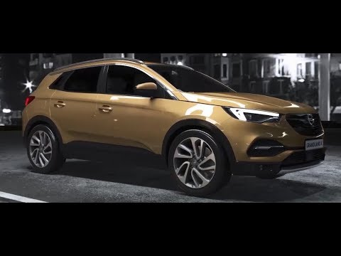 the opel grandland x colour spin 360 youtube
