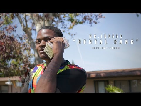 """Mr. Indeed- """"Rental Gang"""" (Official Video)   Canon 70D Music Video"""