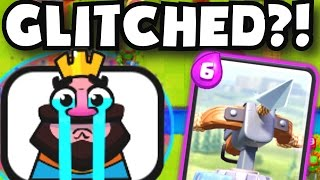 ALL THE BUGS / GLITCHES IN NEW Clash Royale UPDATE | Clash Royale WEIRDEST X-BOW BUG GLITCH GAMEPLAY
