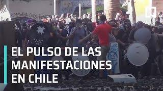 Protestas en Chile | Manifestaciones en Chile | Rescatistas voluntarios Chile
