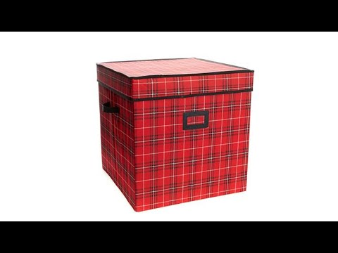 Improvements Large Ornament Storage Box